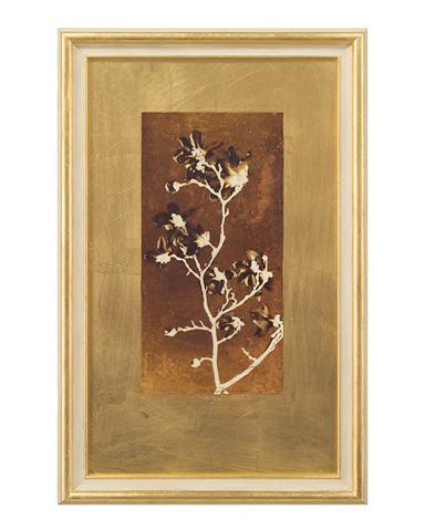 John Richard Collection - Gold Leaf Branches II - GRF-5341B