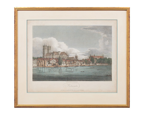 John Richard Collection - View of Westminster - GRF-5387A