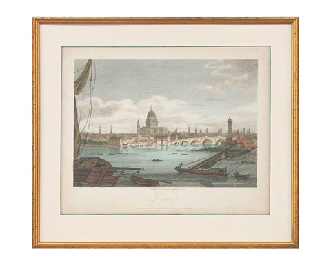 John Richard Collection - View of London - GRF-5387B