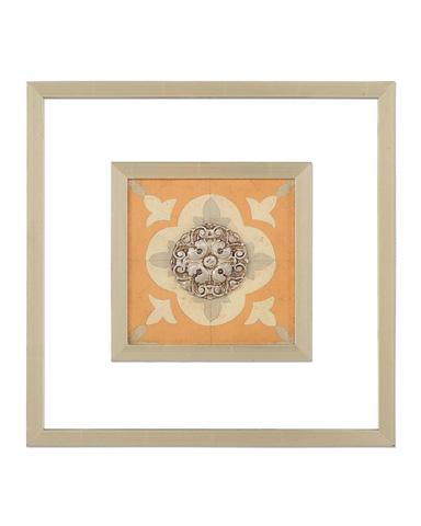 John Richard Collection - Barcelona Tiles X - GRF-5403J