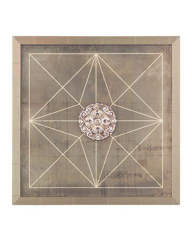 John Richard Collection - Geometric Blueprint I - GRF-5415A
