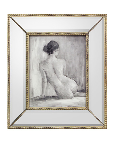 John Richard Collection - Figure in Black and White I - GRF-5442A