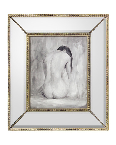 John Richard Collection - Figure in Black and White II - GRF-5442B