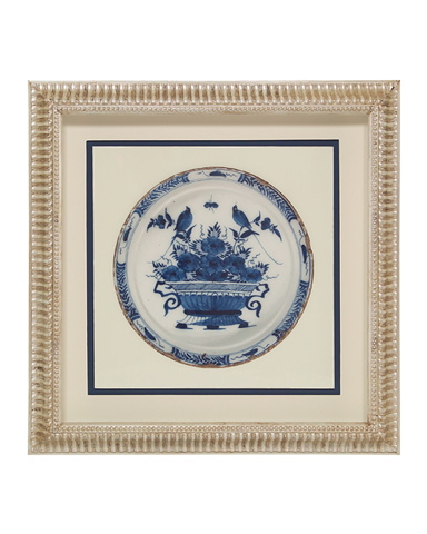 John Richard Collection - Blue and White Earthenware III - GRF-5453C