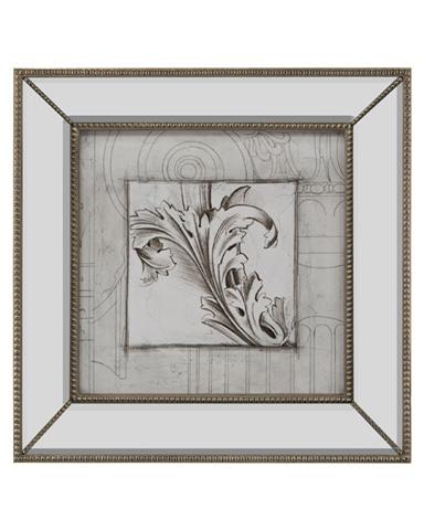 John Richard Collection - Embellished Acanthus Detail III - GRF-5486C