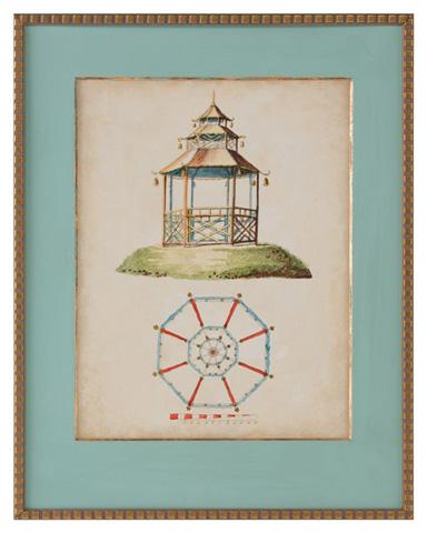 John Richard Collection - Garden Follies II - GRF-5491B