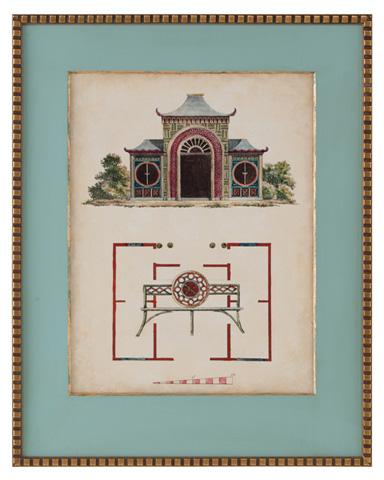 John Richard Collection - Garden Follies IV - GRF-5491D
