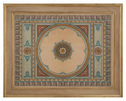 John Richard Collection - Design for Ceiling - GRF-5526