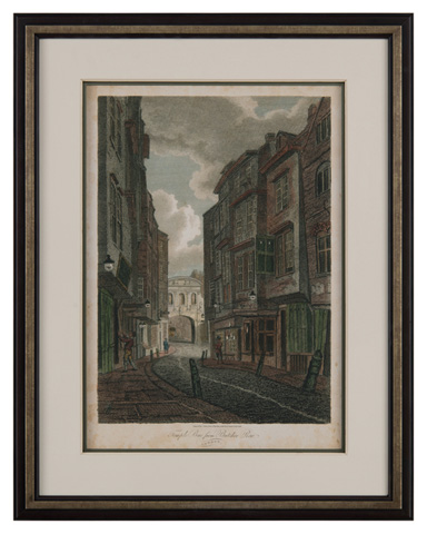 John Richard Collection - Butcher Row, London - GRF-5538C