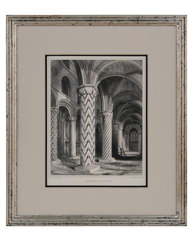 John Richard Collection - Gothic Detail I - GRF-5539A
