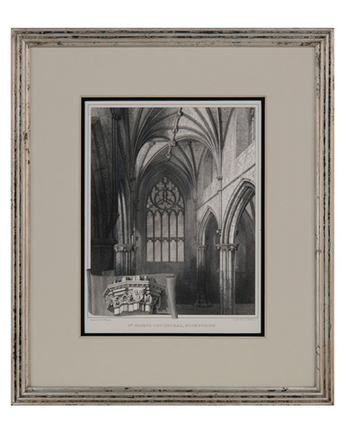 John Richard Collection - Gothic Detail II - GRF-5539B
