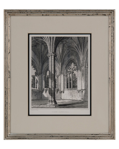 John Richard Collection - Gothic Detail III - GRF-5539C