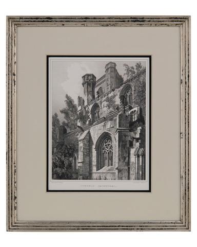 John Richard Collection - Gothic Detail V - GRF-5539E