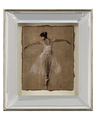 John Richard Collection - Pas De Bouree I - GRF-5583A