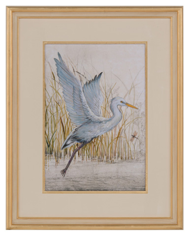 John Richard Collection - Heron Sanctuary I - GRF-5604A