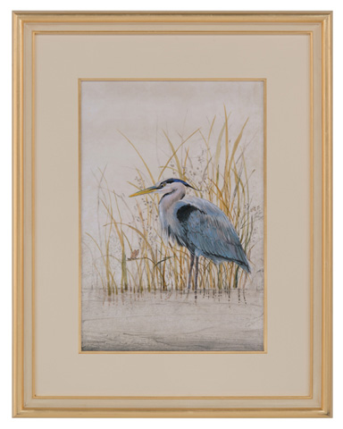 John Richard Collection - Heron Sanctuary II - GRF-5604B