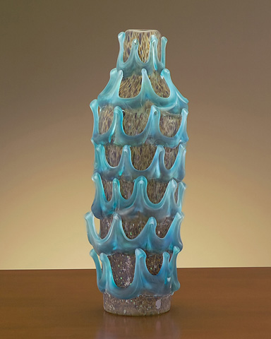 John Richard Collection - Art Glass Vase - JRA-6624