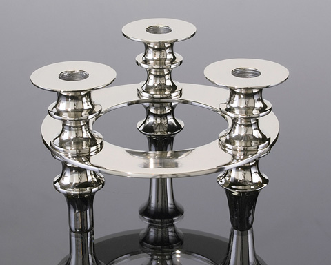 Image of Expandable Taper Candle Holder