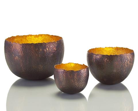 John Richard Collection - Metal Bowls Set - JRA-8372S3