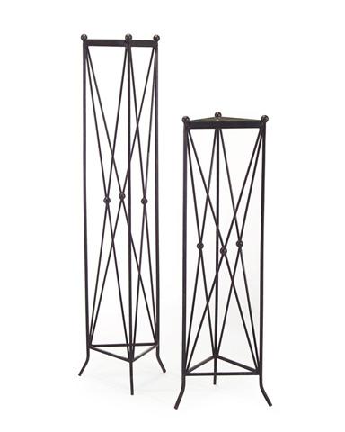 John Richard Collection - Iron Mirror Stand - JRA-8594