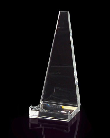 John Richard Collection - Optical Glass Plate Stand - JRA-8721