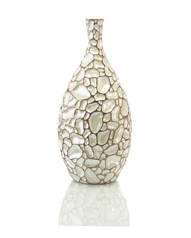 John Richard Collection - Pearl Crazed Pattern Vase - JRA-8732