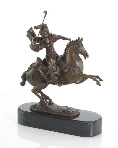 John Richard Collection - Royal Woman Polo Player - JRA-8936