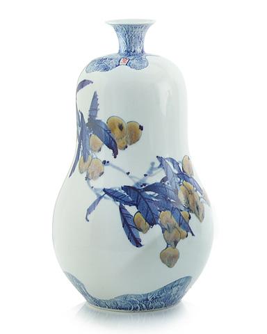 John Richard Collection - Gallery Pear Shape Vase - JRA-9017