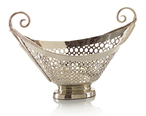 John Richard Collection - Circular Pierced Bowl - JRA-9026