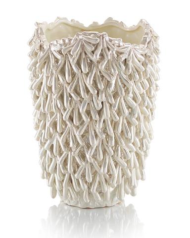 John Richard Collection - Iridescent Monkey Paws Vase - JRA-9161