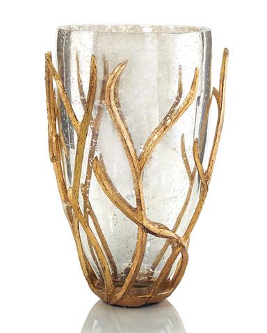 John Richard Collection - Branch Encased Vase - JRA-9236