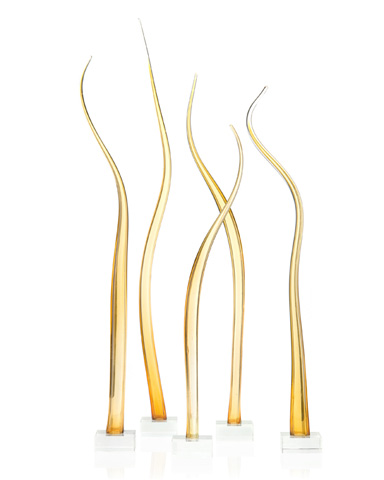 John Richard Collection - Amber Waves of Glass - JRA-9535S5
