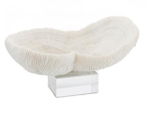 John Richard Collection - Eco Friendly Brain Coral Bowl - JRA-9571