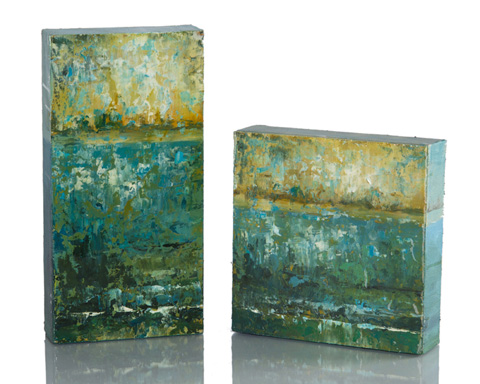 John Richard Collection - Watery Escape Paintings - JRA-9761S2