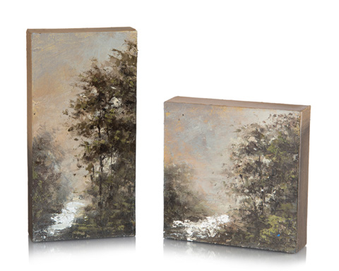 John Richard Collection - River Mist Paintings - JRA-9762S2