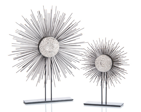 John Richard Collection - Moon Burst Sculptures - JRA-9801S2