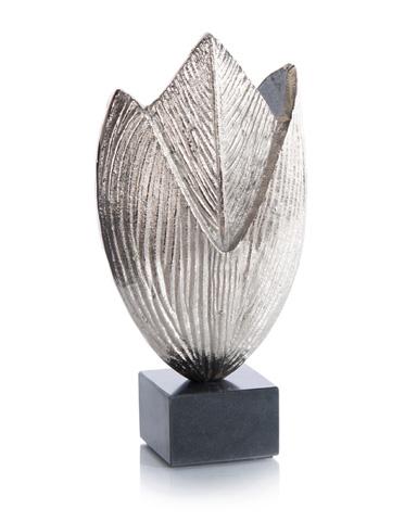 John Richard Collection - Nickel Mintolla Vase - JRA-9839