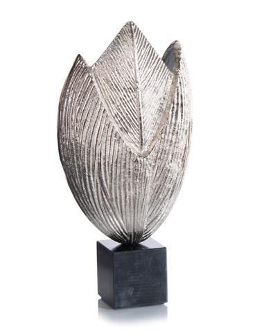John Richard Collection - Nickel Mintolla Vase - JRA-9840