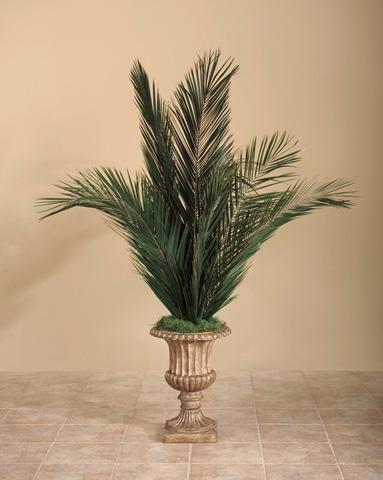 John Richard Collection - Phoenix Palm Urn - JRB-0235