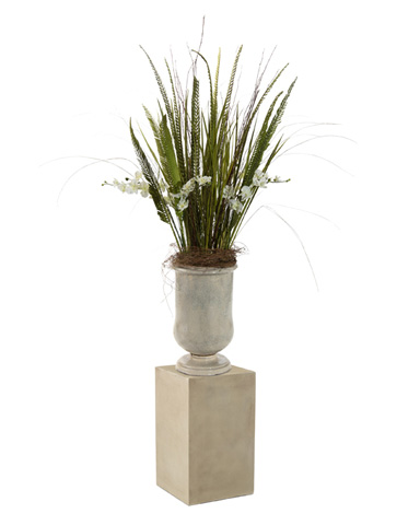 John Richard Collection - Orchid Jungle with Stand - JRB-3413