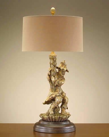 John Richard Collection - Jack and Beanstalk Comp Lamp - JRL-7541