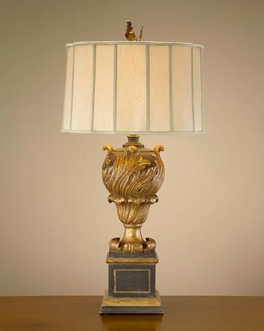 John Richard Collection - Urn on Pedestal Lamp - JRL-7810