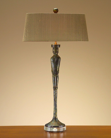 John Richard Collection - Giacometti Figure Male Lamp - JRL-7883