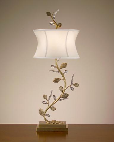 John Richard Collection - Brass Branch Lamp - JRL-8264