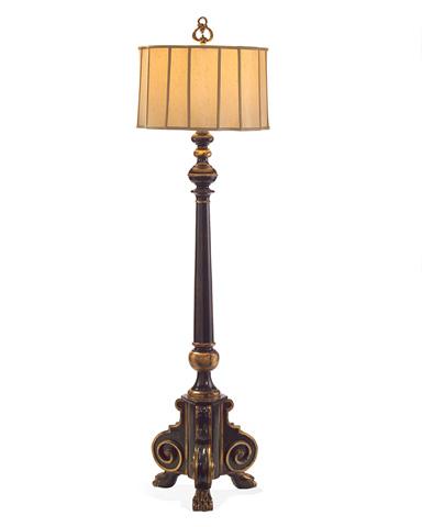 John Richard Collection - Neoclassical Floor Lamp - JRL-8482
