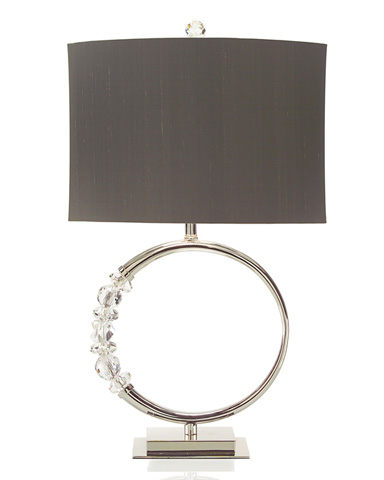 Image of Circle of Light Table Lamp