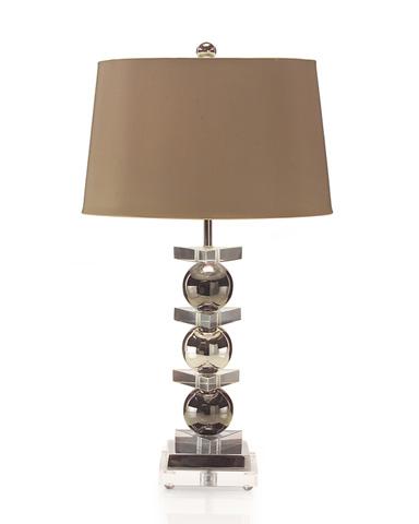 John Richard Collection - Nightlife Table Lamp - JRL-8727