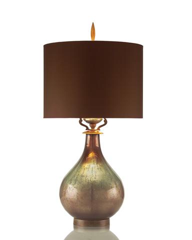 John Richard Collection - Copper Haze Table Lamp - JRL-8736