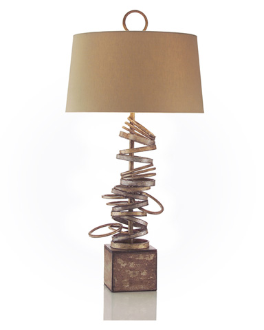 John Richard Collection - Stacked Table Lamp - JRL-8740