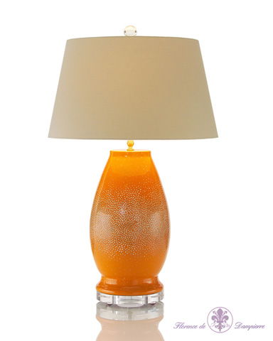 John Richard Collection - Sunburst Table Lamp - JRL-8770